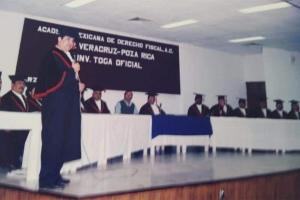 Toma de Protesta Dr. Jorge Javier Ahumada